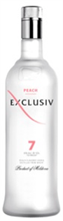 Exclusiv Vodka Peach 7 1.00l